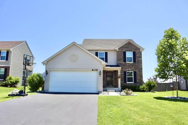 8108 Flagstone Street, Joliet, IL 60431 (MLS #11152614) :: The Wexler Group at Keller Williams Preferred Realty