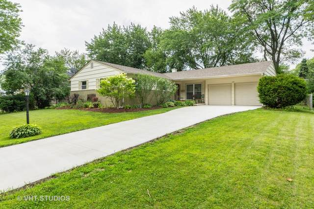 160 N Dean Drive, Palatine, IL 60074 (MLS #11152695) :: O'Neil Property Group