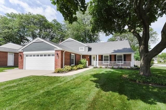 1703 S Milbrook Lane, Arlington Heights, IL 60005 (MLS #11152730) :: O'Neil Property Group