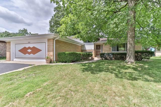 260 S Cedar Avenue, Wood Dale, IL 60191 (MLS #11152749) :: The Wexler Group at Keller Williams Preferred Realty