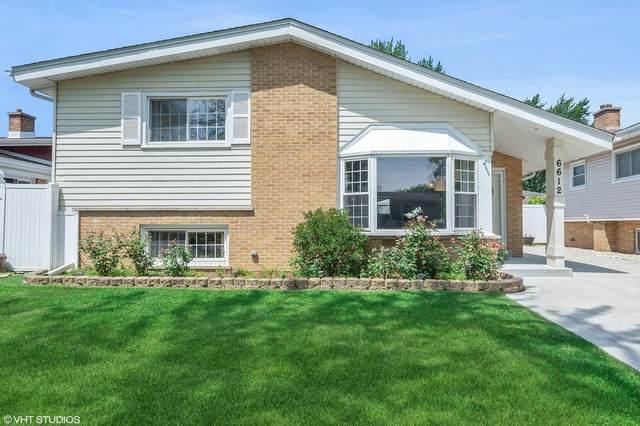 6612 Hazel Street, Morton Grove, IL 60053 (MLS #11152754) :: Carolyn and Hillary Homes