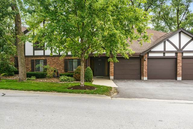 11111 Cottonwood Drive 2C, Palos Hills, IL 60465 (MLS #11152809) :: The Wexler Group at Keller Williams Preferred Realty