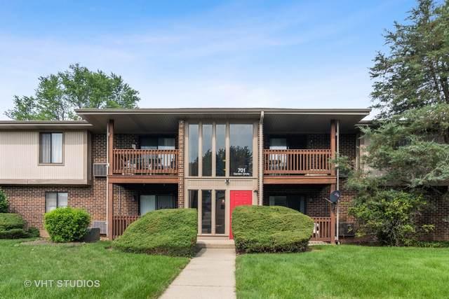 701 Garden Circle #4, Streamwood, IL 60107 (MLS #11152824) :: O'Neil Property Group