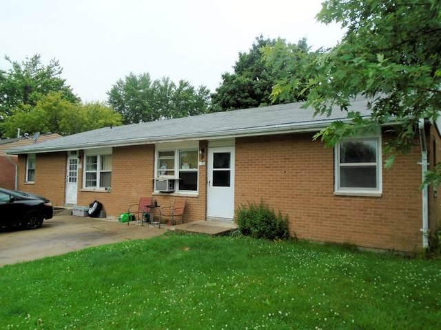 317-319 Irene Avenue, Rochelle, IL 61068 (MLS #11152845) :: Jacqui Miller Homes