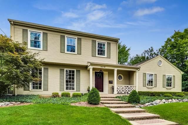 438 Hill Avenue, Glen Ellyn, IL 60137 (MLS #11152885) :: Lewke Partners - Keller Williams Success Realty