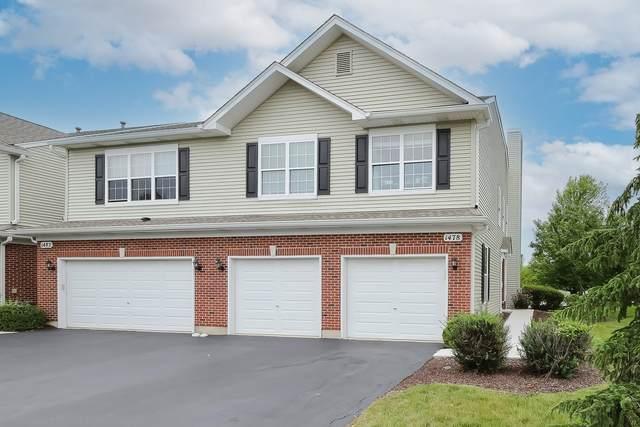 1478 Envee Drive, Bolingbrook, IL 60490 (MLS #11152895) :: Suburban Life Realty