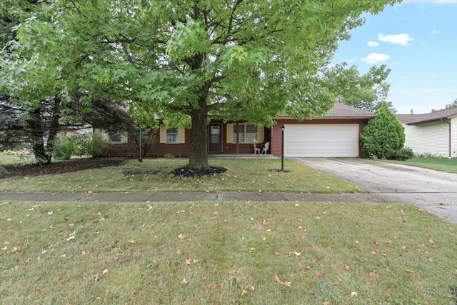 2607 Hathaway Drive, Champaign, IL 61821 (MLS #11152995) :: Littlefield Group