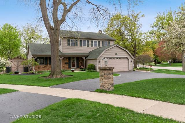 628 W Bauer Road, Naperville, IL 60563 (MLS #11153115) :: O'Neil Property Group