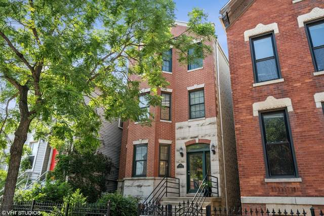 1367 W Crystal Street #1, Chicago, IL 60642 (MLS #11153223) :: O'Neil Property Group