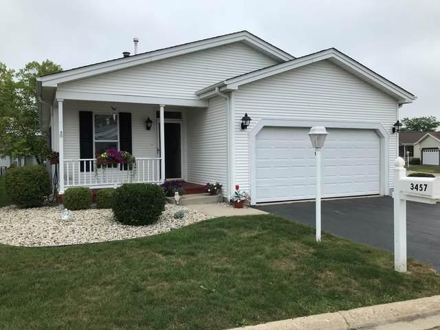 3457 Steeplechase Way, Grayslake, IL 60030 (MLS #11153457) :: O'Neil Property Group