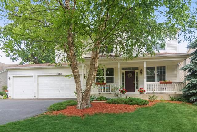 2420 Savanna Drive, Wauconda, IL 60084 (MLS #11153468) :: O'Neil Property Group