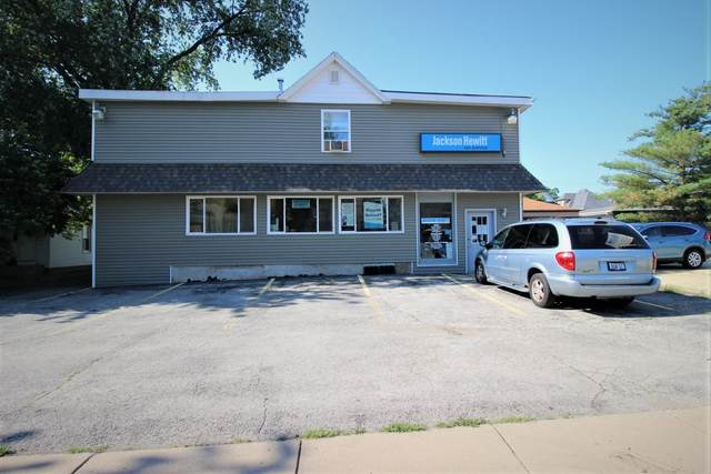 512 E Locust Street, Bloomington, IL 61701 (MLS #11153490) :: Jacqui Miller Homes