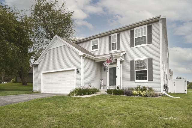 895 Roger Road, Woodstock, IL 60098 (MLS #11153491) :: O'Neil Property Group