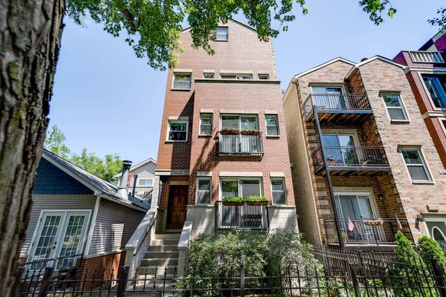 1822 W Thomas Street #1, Chicago, IL 60622 (MLS #11153526) :: The Wexler Group at Keller Williams Preferred Realty