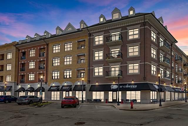 24 W Station Street 312W, Palatine, IL 60067 (MLS #11153576) :: O'Neil Property Group