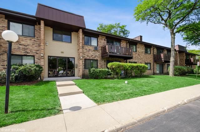 2642 N Windsor Drive #201, Arlington Heights, IL 60004 (MLS #11153611) :: Suburban Life Realty