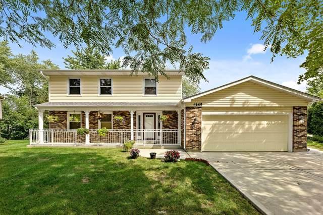 4165 Ludington Court, Hoffman Estates, IL 60192 (MLS #11153657) :: O'Neil Property Group