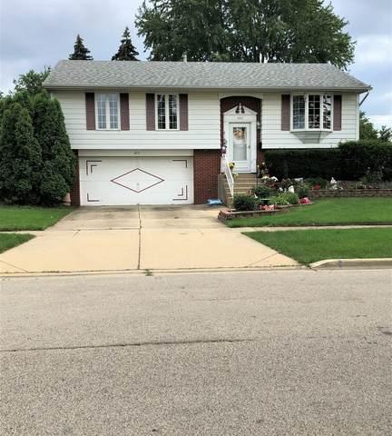 603 Wicker Avenue, Streamwood, IL 60107 (MLS #11153788) :: Suburban Life Realty