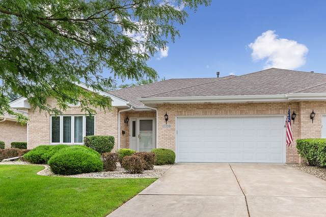 17709 Valerie Court, Orland Park, IL 60467 (MLS #11153843) :: O'Neil Property Group