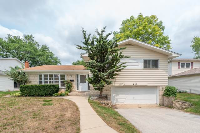 410 E Knob Hill Drive, Arlington Heights, IL 60004 (MLS #11153910) :: Suburban Life Realty