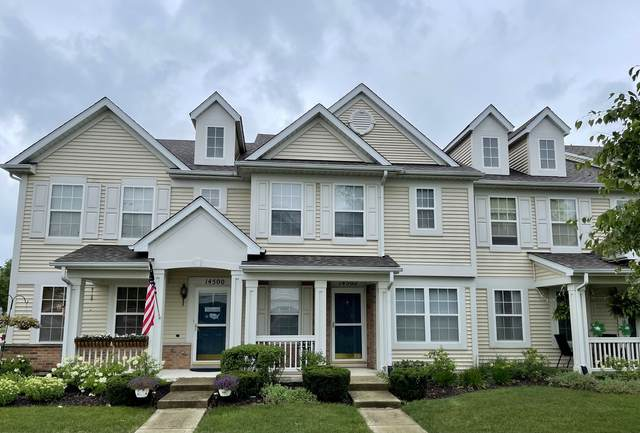 14502 Thomas Jefferson Drive #52, Plainfield, IL 60544 (MLS #11153960) :: The Dena Furlow Team - Keller Williams Realty