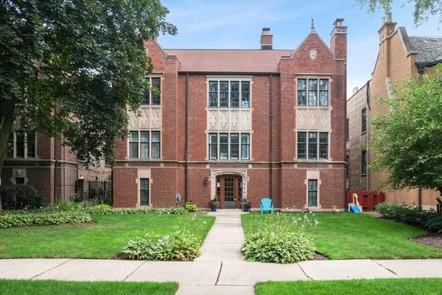 1209 Mulford Street 2E, Evanston, IL 60202 (MLS #11153968) :: Ryan Dallas Real Estate