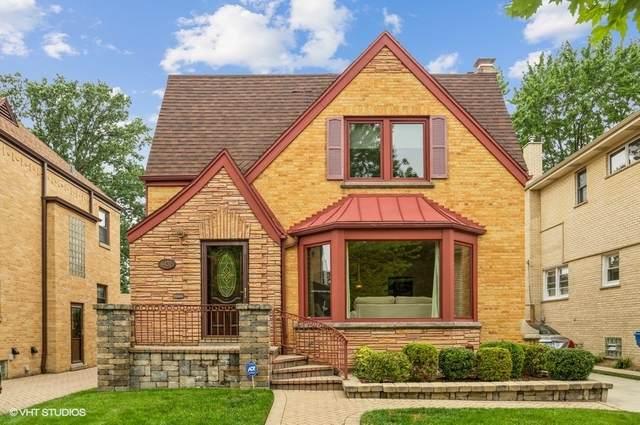 6432 N Le Mai Avenue, Chicago, IL 60646 (MLS #11154049) :: O'Neil Property Group