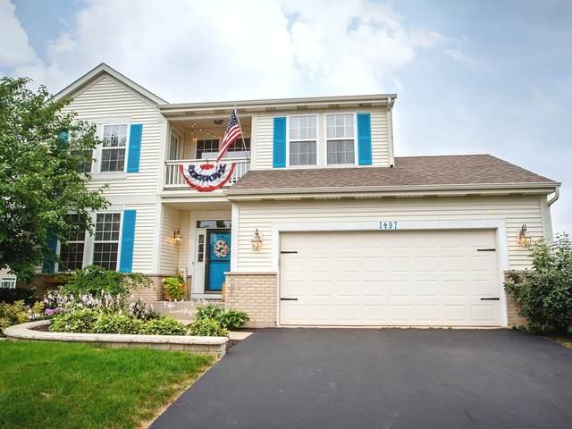 1497 Wentworth Drive, Volo, IL 60020 (MLS #11154145) :: John Lyons Real Estate