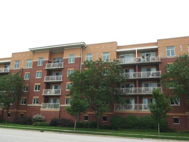 500 E Saint Charles Road #408, Lombard, IL 60148 (MLS #11154275) :: Suburban Life Realty
