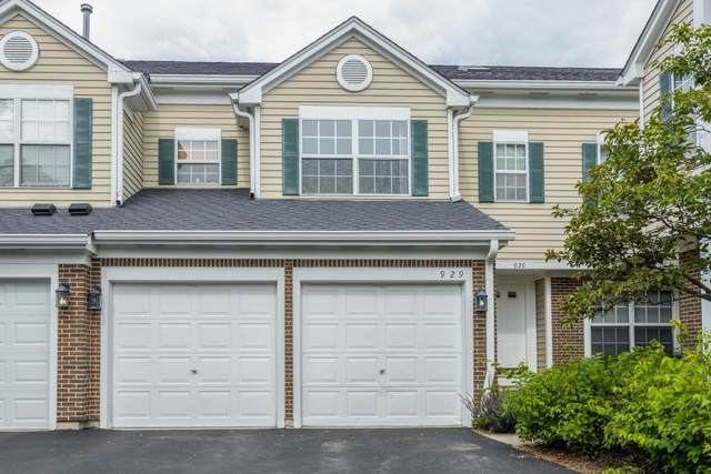 929 Ann Arbor Lane #929, Vernon Hills, IL 60061 (MLS #11154430) :: John Lyons Real Estate