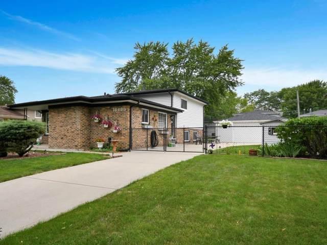 16488 Barton Lane, Oak Forest, IL 60452 (MLS #11154464) :: Schoon Family Group