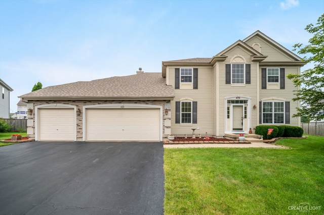 409 Cotoneaster Court, Oswego, IL 60543 (MLS #11154508) :: O'Neil Property Group