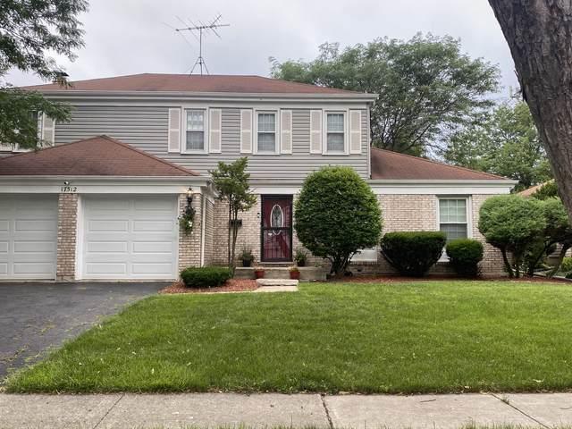 17512 Stonebridge Drive, Hazel Crest, IL 60429 (MLS #11154609) :: O'Neil Property Group