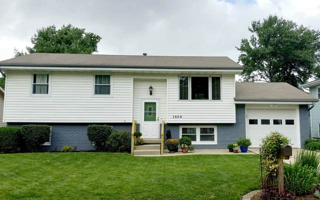 1804 Jacobssen Drive, Normal, IL 61761 (MLS #11154706) :: Suburban Life Realty