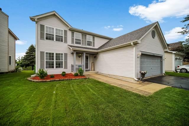 21816 W Kentwood Drive, Plainfield, IL 60544 (MLS #11154743) :: Suburban Life Realty