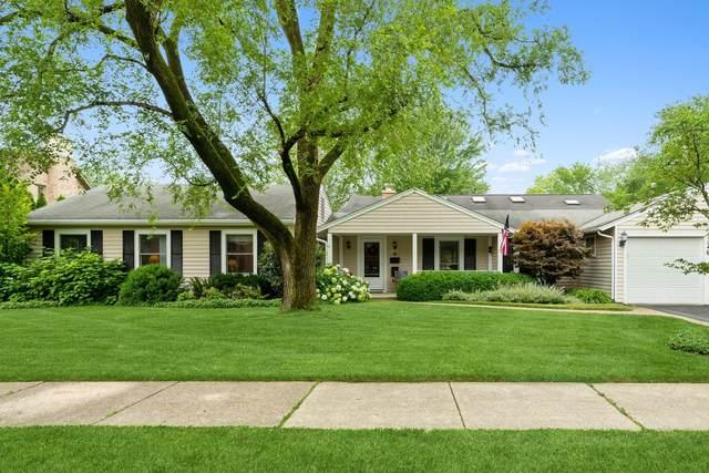 320 Thackeray Lane, Northfield, IL 60093 (MLS #11154775) :: O'Neil Property Group