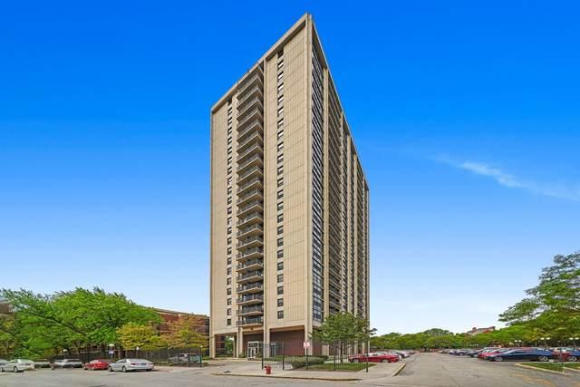 3001 S Michigan Avenue #1704, Chicago, IL 60616 (MLS #11154874) :: O'Neil Property Group