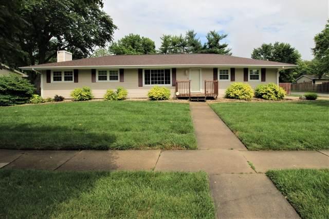 212 S Bone Drive, Normal, IL 61761 (MLS #11154896) :: Suburban Life Realty