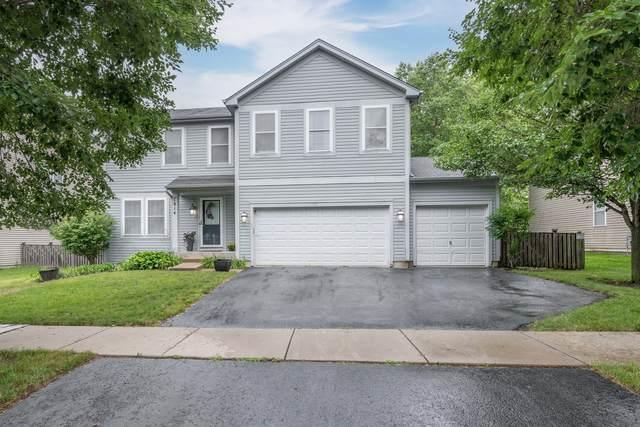 1814 Windette Drive, Montgomery, IL 60538 (MLS #11154973) :: Suburban Life Realty