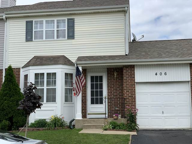406 Walden Court #406, Romeoville, IL 60446 (MLS #11155032) :: O'Neil Property Group