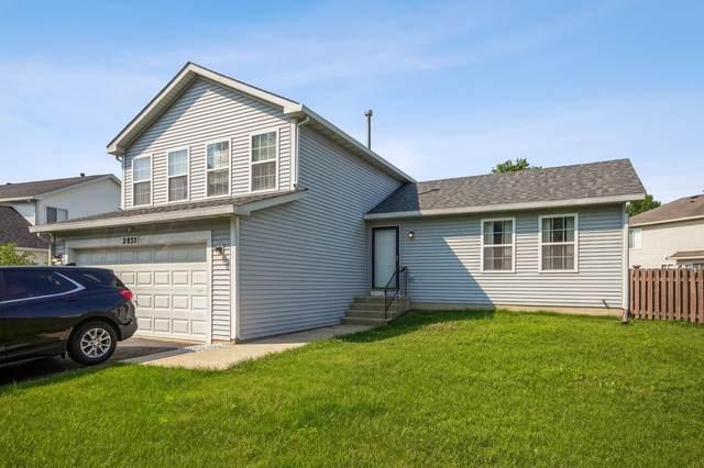 2835 Sun Valley Drive, Plainfield, IL 60586 (MLS #11155055) :: The Dena Furlow Team - Keller Williams Realty
