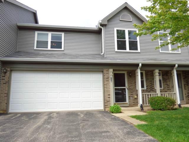 716 E Whispering Oaks Drive, Palatine, IL 60074 (MLS #11155132) :: Suburban Life Realty