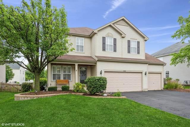 524 Holbrook Avenue, Elburn, IL 60119 (MLS #11155143) :: O'Neil Property Group