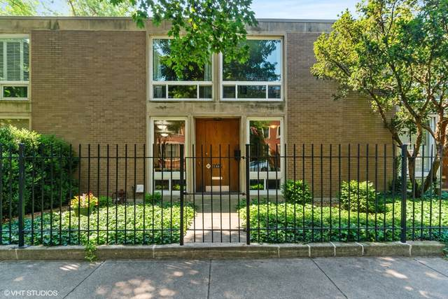 1447 E 56th Street, Chicago, IL 60637 (MLS #11155152) :: The Wexler Group at Keller Williams Preferred Realty