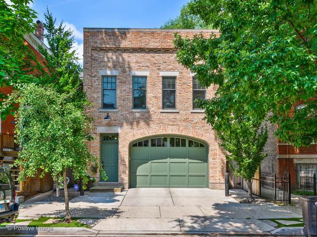 1234 N Marion Court, Chicago, IL 60622 (MLS #11155237) :: Lewke Partners - Keller Williams Success Realty