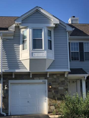 886 Ann Arbor Lane 21-3, Vernon Hills, IL 60061 (MLS #11155289) :: Jacqui Miller Homes