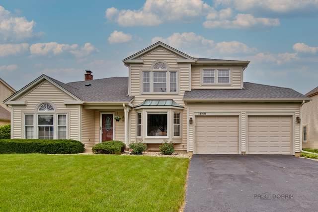 1648 Gibson Drive, Elk Grove Village, IL 60007 (MLS #11155326) :: Suburban Life Realty
