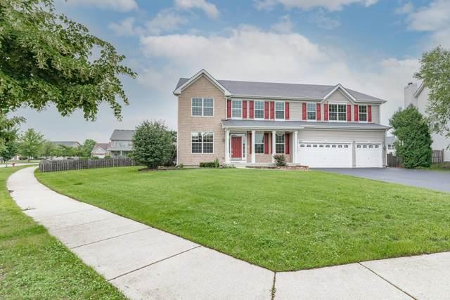 707 Mansfield Court, Oswego, IL 60543 (MLS #11155598) :: O'Neil Property Group