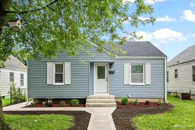 403 Park Drive, Joliet, IL 60436 (MLS #11155642) :: Jacqui Miller Homes