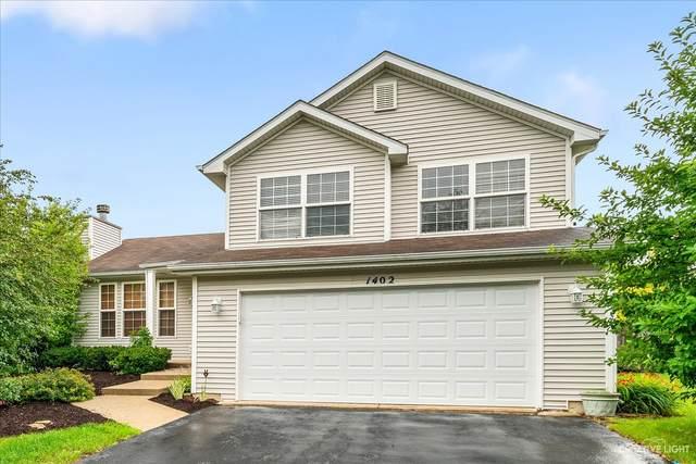 1402 Martin Court, Plainfield, IL 60586 (MLS #11155739) :: O'Neil Property Group